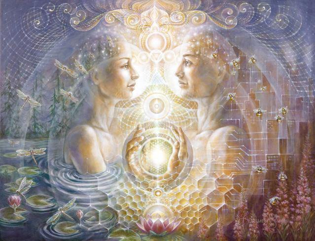 Make Love for Peace - Lover & Beloved