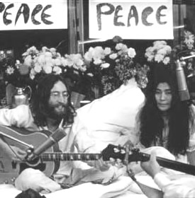 Quotes on Peace John Lennon and Yoko Ono